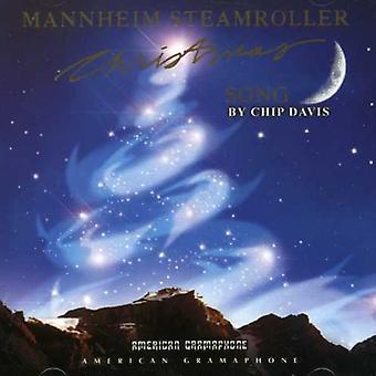 Mannheim damptromle - Christmas Song [CD] USA importerer