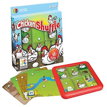 Smart Games Chicken Shuffle (Toys , Boardgames , Logic And Ingenuity)