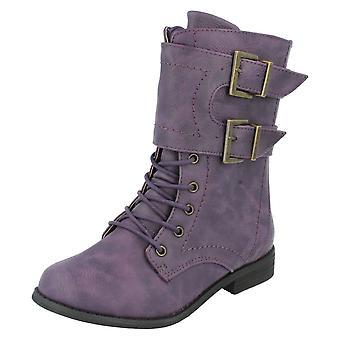Girls Spot On Boots H5025