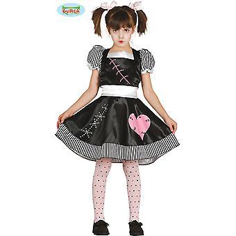 Barnkläder för Halloweenkostym för flickor doll