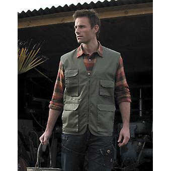 Result Safari Waistcoat-R45X