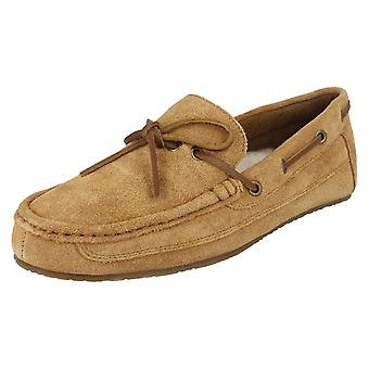 Mens Clarks Slippers Crackling Glow