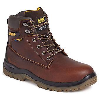 DeWALT Titanium Size 8 Stylish Waterproof Hiker Safety Boots