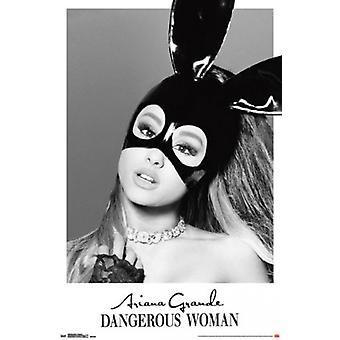 Ariana Grande - Dangerous Poster Print