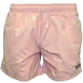 Hugo Boss perca Swim Shorts, rosado suave