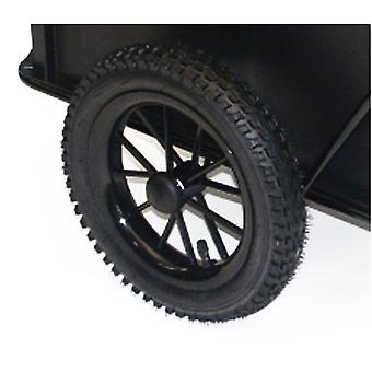 Roland plastic spoked wheel 12″ for trailers Roland