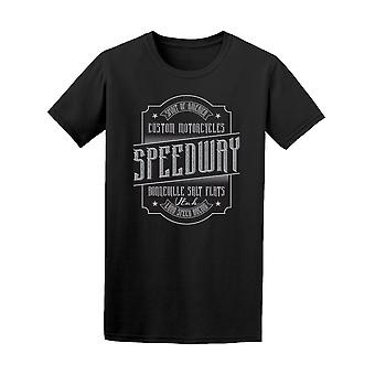 Land Speed Racing Spirit America Tee Men's -Image by Shutterstock