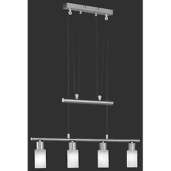 Trio Lighting Colgante Jones 4xE14 led 4w 3000k 320lm