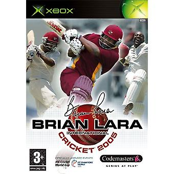 Brian Lara International Cricket 2005 (Xbox) - Factory Sealed