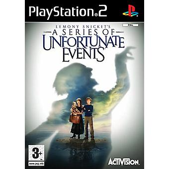 Lemony Snickets A Series Of Unfortunate Events (PS2)