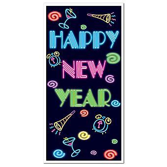 С новым годом дверь крышка