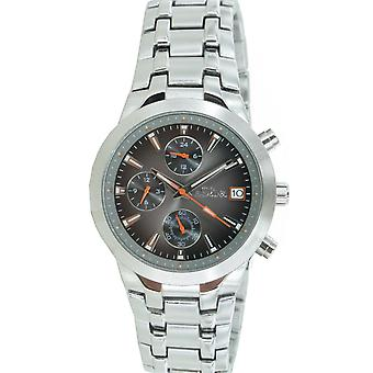 s.Oliver men's wrist watch analog quartz chronograph SO-15056-MCR