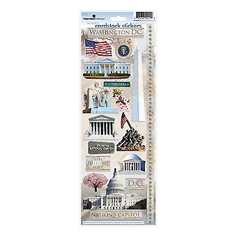 Paper House Cardstock Stickers 4.625
