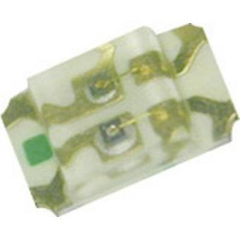 Kingbright KPHBM-2012CGKSEKC SMD LED (multi-colour) 0805 Green, Orange 80 mcd, 250 mcd 120 ° 30 mA, 30 mA Tape cut