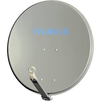 Humax 90 Pro SAT antenna 90 cm Reflective material: Aluminium Anthracite
