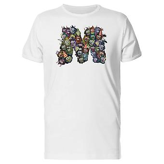 M Is For Monster Tee Men's -Image by Shutterstock