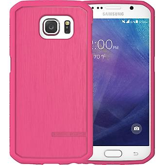 Corps gant Satin Case for Samsung Galaxy S6 - Cranberry