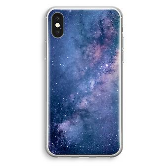 iPhonegeval XS Transparant (Soft) - nevel