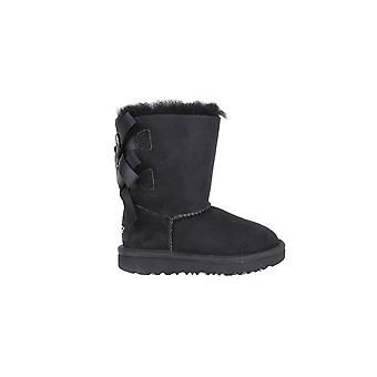 UGG Bailey Bow II 1017394TBLK universal winter kids shoes