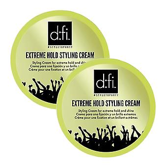2-pack D: Extreme Cream Large (150 g)