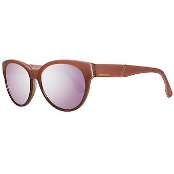 Diesel sunglasses ladies Brown