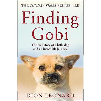 إيجاد غوبي (الطبعة الرئيسية)--قصة حقيقية من الكلب قليلاً وفي