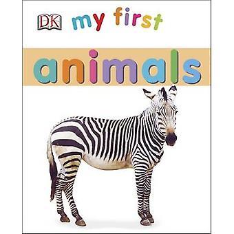 Mis primeros animales por DK - libro 9780241185476