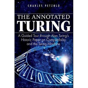 Le Turing annoté - une visite guidée Pa historique de Alan Turing