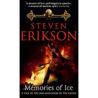 Memories of Ice by Steven Erikson - 9780553813128 Book