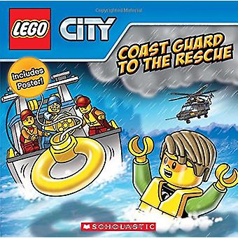 Coast Guard to the Rescue (Lego City) by Ace Landers - 9781338210224