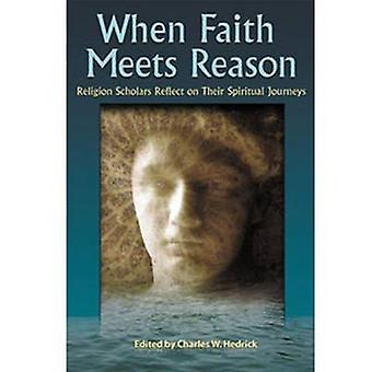 When Faith Meets Reason - Religion Scholars Reflect on Their Spiritual