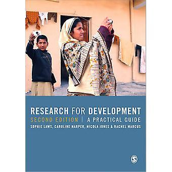 Forskning til udvikling - en praktisk Guide (2. reviderede udgave) ved