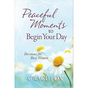 Peaceful Moments to Begin Your Day HB
