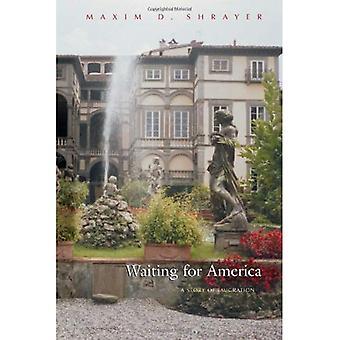 Väntar på Amerika: en historia av emigrationen (bibliotek av moderna judiska litteraturen)