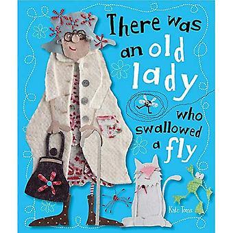 Il y avait une vieille dame qui a avalé une mouche