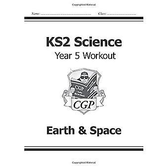 KS2 Vetenskap år fem träningspass: jorden & utrymme (för den nya läroplanen)