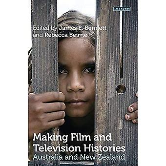 Making Film and Television Histories: Australia and New Zealand