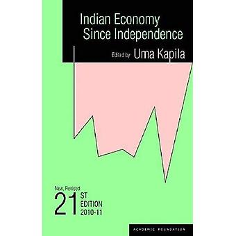 Indian Economy Since Independence: 21st Edition, 2010-11