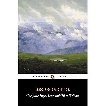 De volledige speelt: Danton de dood; Leonce en Lena; Woyzeck; Lenz; de Hessische boodschapper; op craniale zenuwen; Geselecteerde Letters (Penguin Classics)