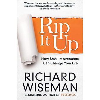RIP It Up: Glöm positivt tänkande, är det dags för positiv särbehandling