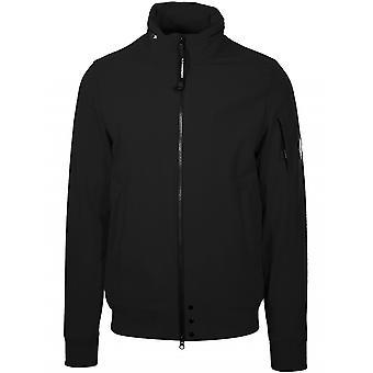 C.P. компании C.P. компании черный мягкая куртка