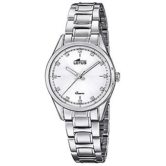 Lotus Analog quartz ladies with stainless steel strap 18385/1
