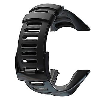 Suunto, Ambit, Strap, Unisex-Adult, Black/Silver, One Size