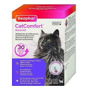 Beaphar Kit con Feromonas para Gatos (Cats , Training Aids , Anti-Stress)