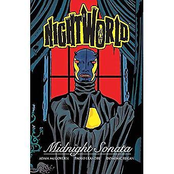 Nightworld Volume 1: Sonata meia-noite (Nightworld Tp)