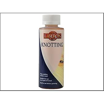 Liberon Knotting Pale 125ml