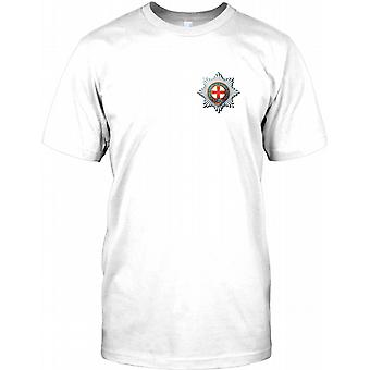L'armée britannique Coldstream Guards - Chest Logo Hommes T-shirt