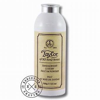 Taylor of Old Bond Street de talc santal (100g)