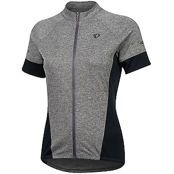 Pearl Izumi Smoked Pearl-Black Select Escape Womens Short Sleeved Cycling Jersey