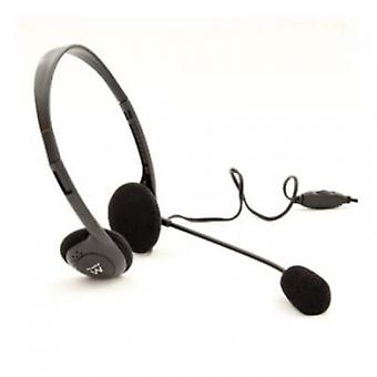 Headsets with Microphone Ewent EW3563